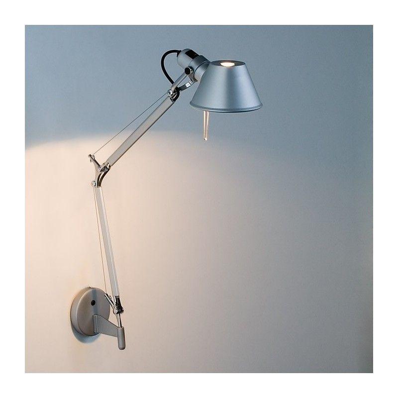 Replica lampara tolomeo aplique pared lo quiero for Imitacion replica lamparas diseno