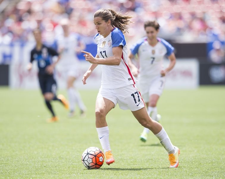 Gallery: WNT Takes Down Japan 2-0 in front of Record Crowd in Ohio - U.S. Soccer