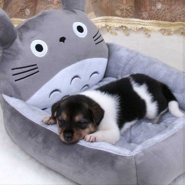 Totoro Portable Charger Dog Pet Beds Totoro Dog Bed