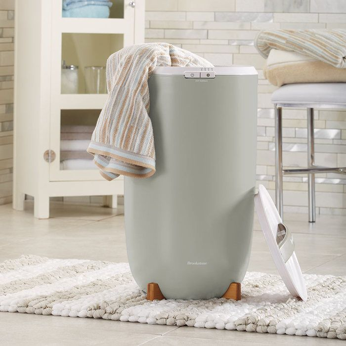 Ul Li Extra Large Design Accommodates Two Oversized Towels Li Li Also Works Great For Robes Blankets And Towel Warmer Decorating Bathroom Warm Bathroom