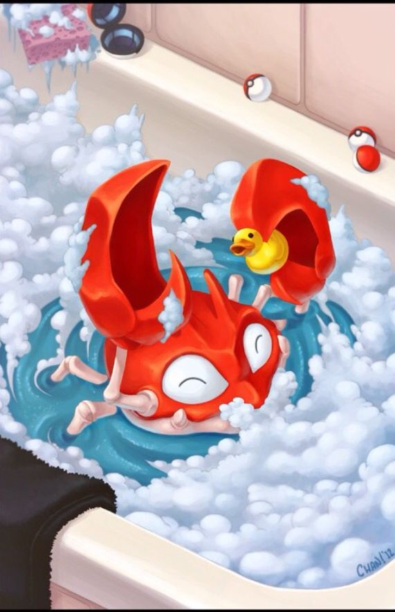 Krabby Krabby Pokémon Dessin Pokemon Pokémon Et