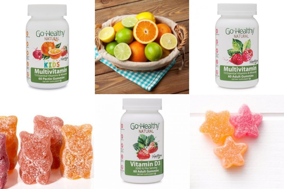 You need to try these allnatural vegetarian gummy
