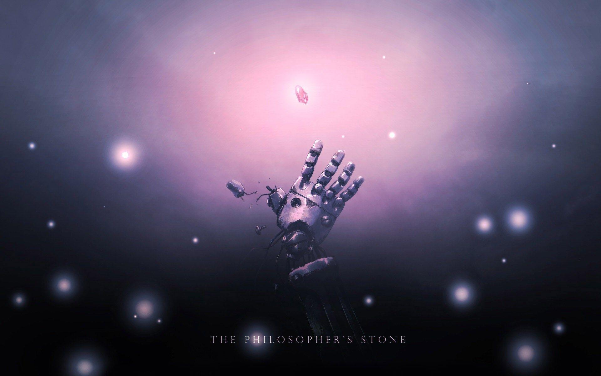 philosophers stone fullmetal alchemist hd wallpaper ...
