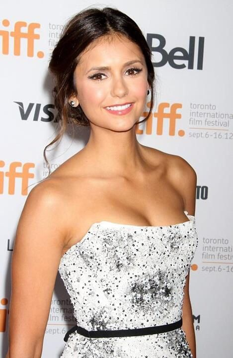 Nina Dobrev at The Perks of Being a Wallflower Premiere