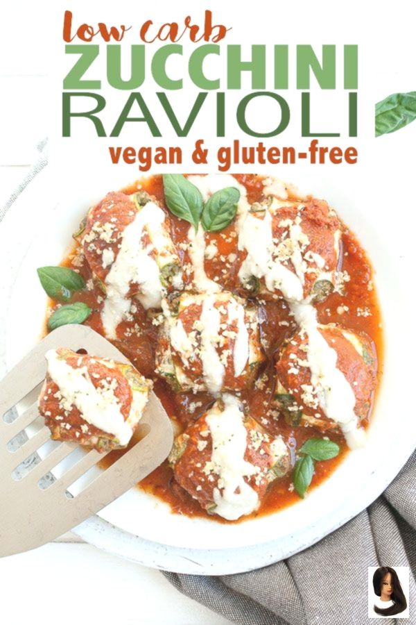 Zucchini Ravioli: A Low Carb Vegan Meal recipes low carb Zucchini Ravioli: A Low Carb Vegan Meal        Your favorite comfort food with a healthy twist! This vegan zucchini ravioli smothered with marinara and creamy Alfredo sauce is the ultimate of low carb vegan recipes.