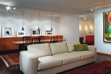 iluminacion salon comedor | Iluminación de estancias | Pinterest ...