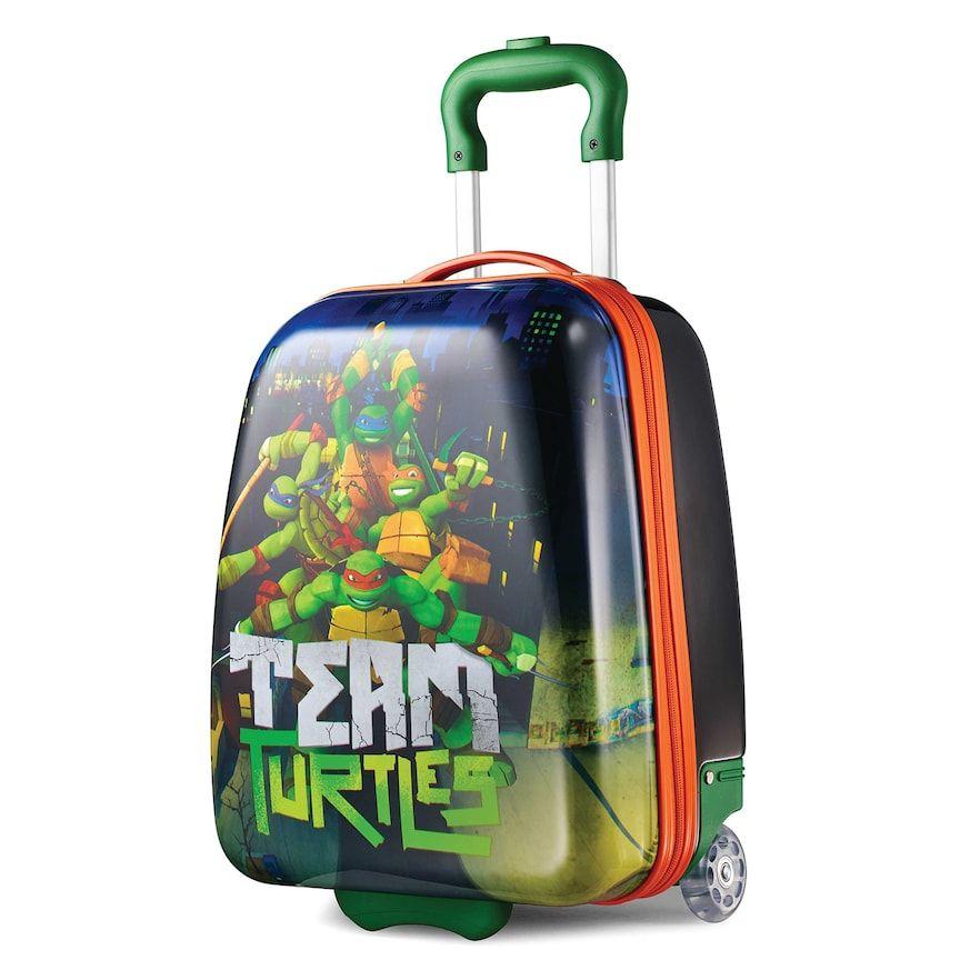6fdcd5b4ad1 Teenage Mutant Ninja Turtles High School 18-in. Hardside Wheeled Luggage by  American Tourister