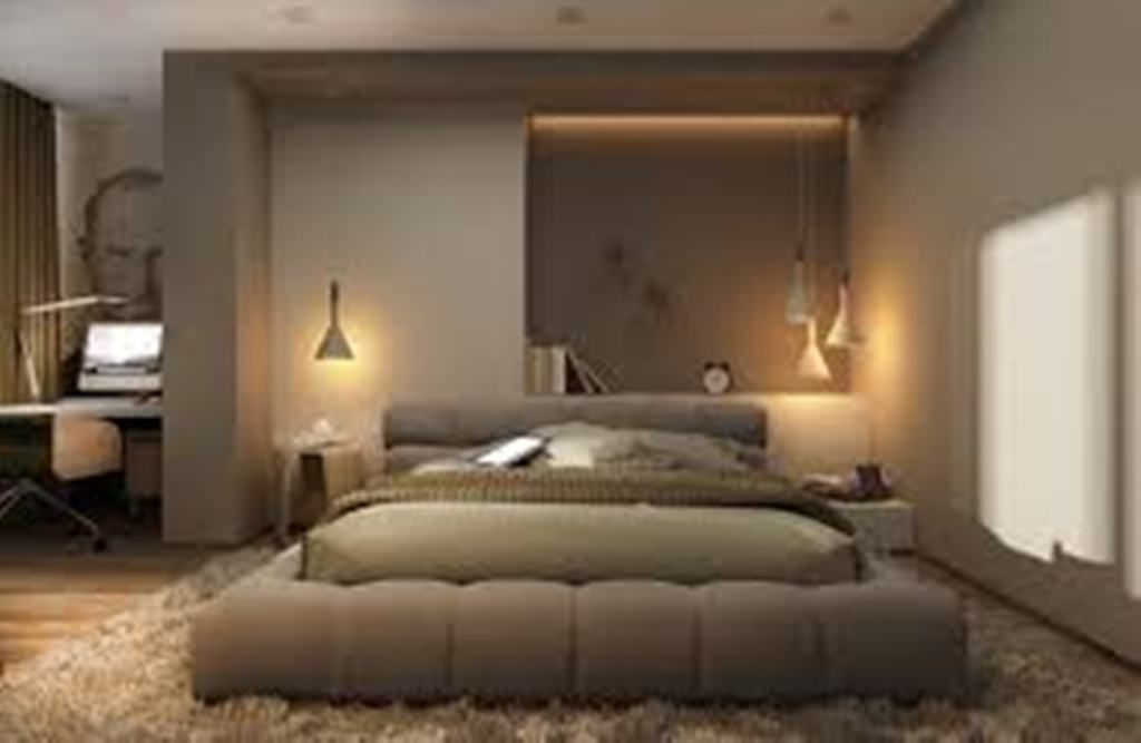 Bedroom Lighting Ideas Low Ceiling Modern Bedroom Interior