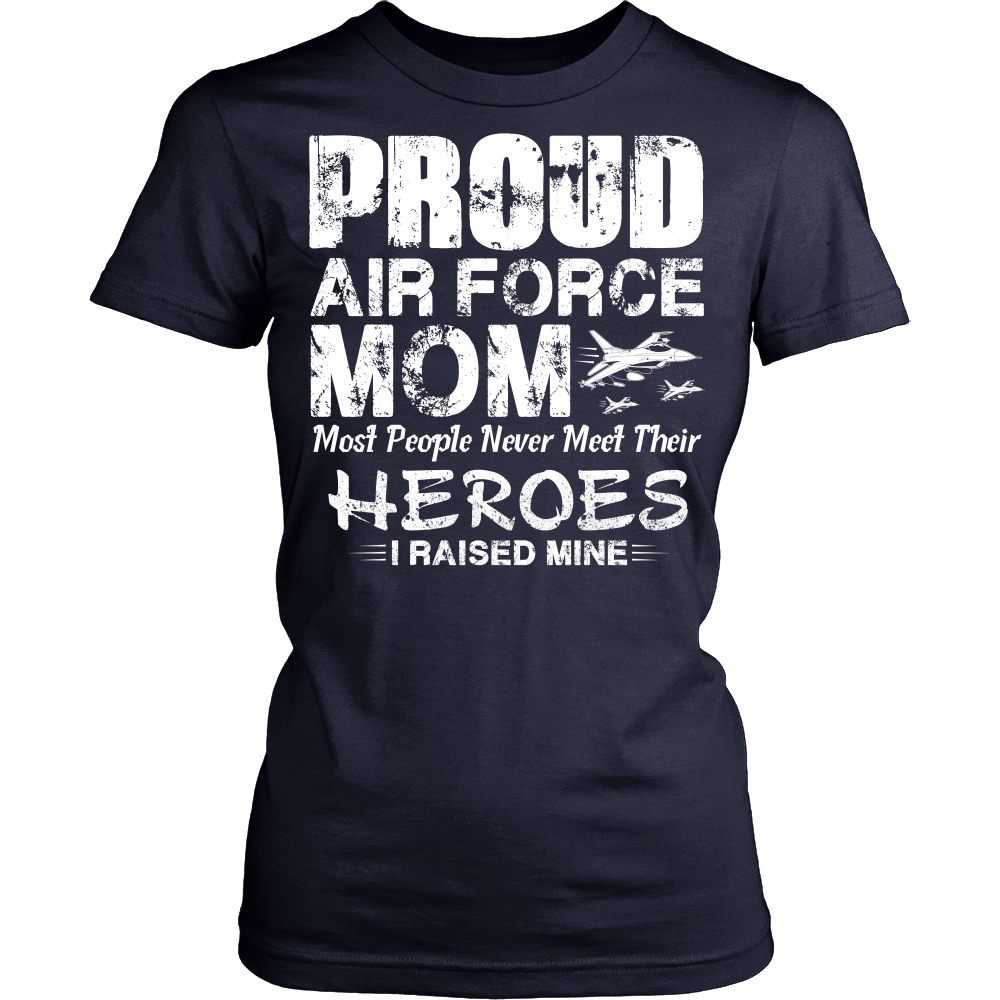 c8f96dbc71 Proud Air Force Mom T-shirt | Misc Stuff | Air force mom, Air force ...