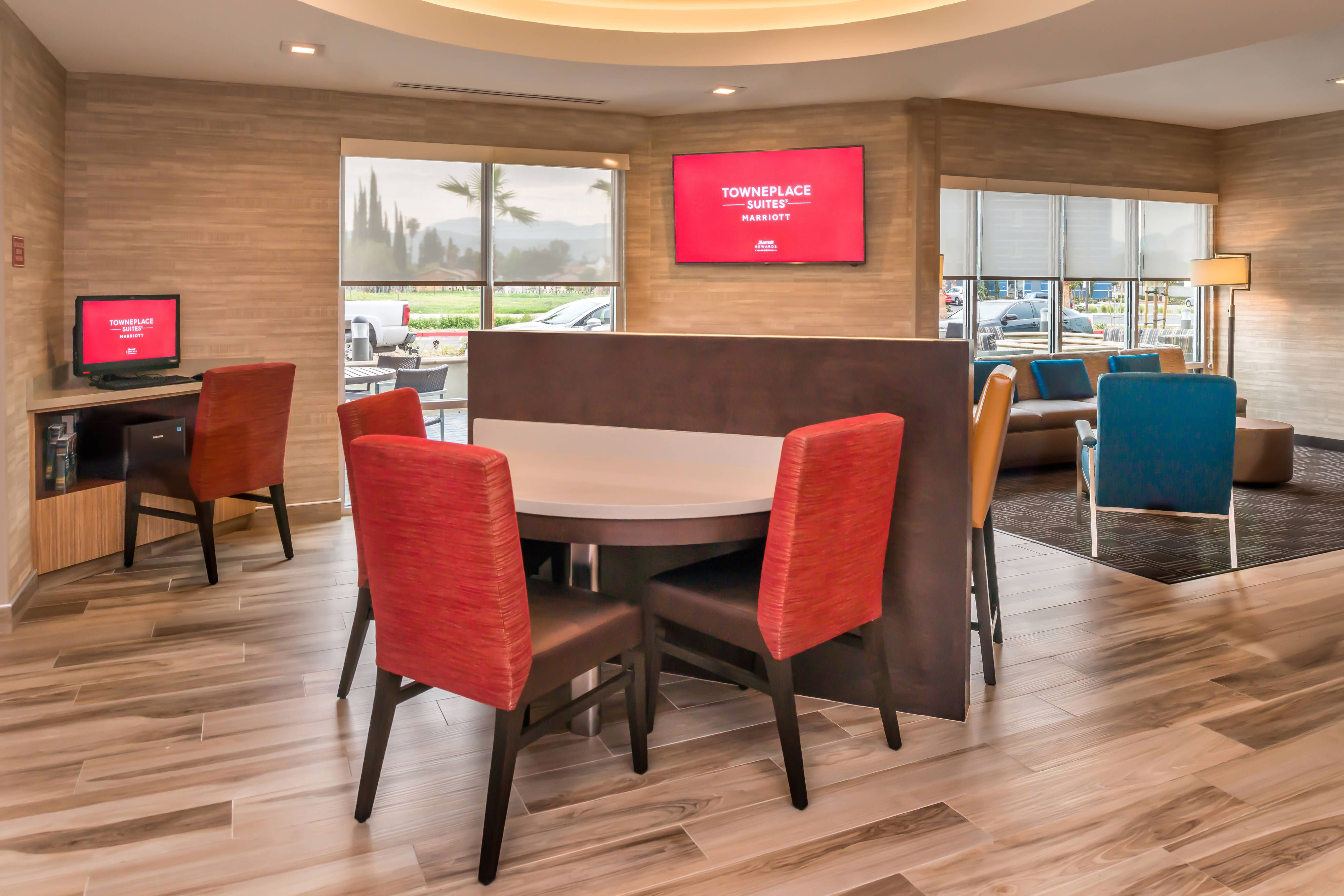 Towneplace Suites San Bernardino Loma Linda Stay Connected