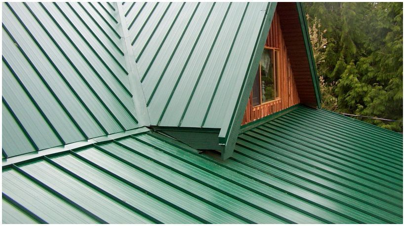 How To Repair Metal Roofing Cost And Benefits Metal Roof Diy Roofing Roofing Options