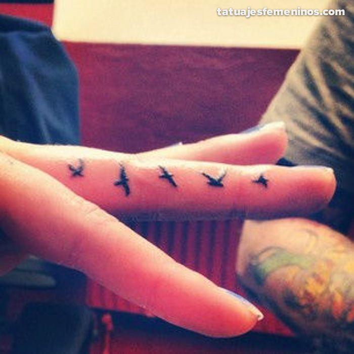 Tatuajes En Los Dedos De La Mano 31 Tatuajes Pinterest Tatuaje