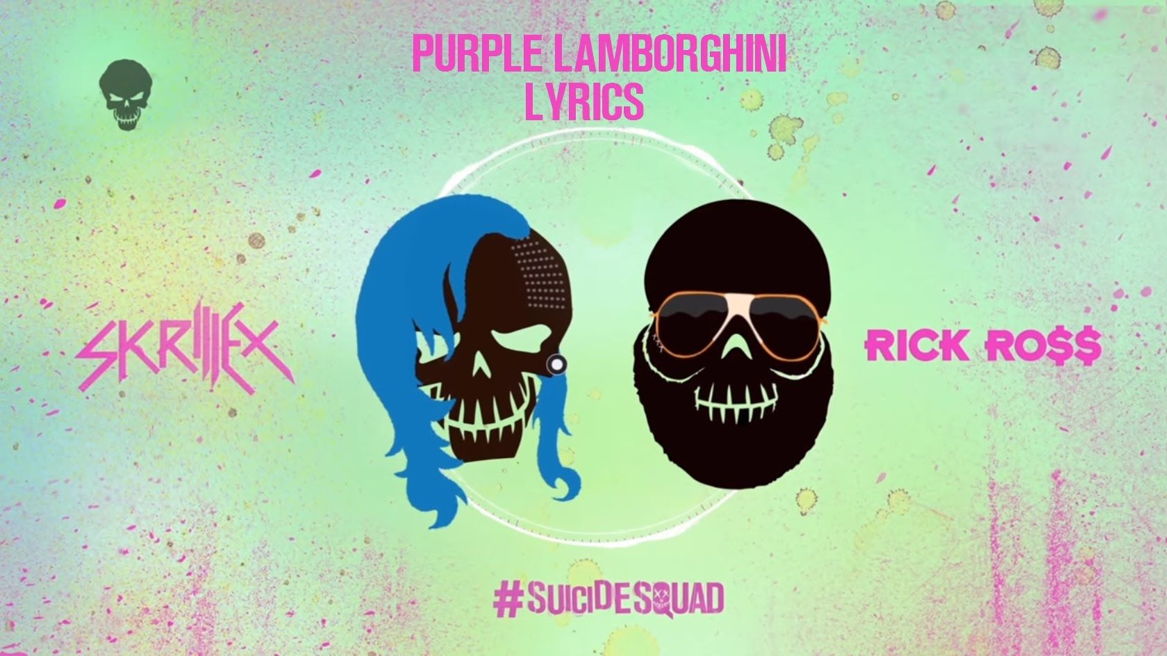 Skrillex Rick Ross Purple Lamborghini Lyrics Youtube Music