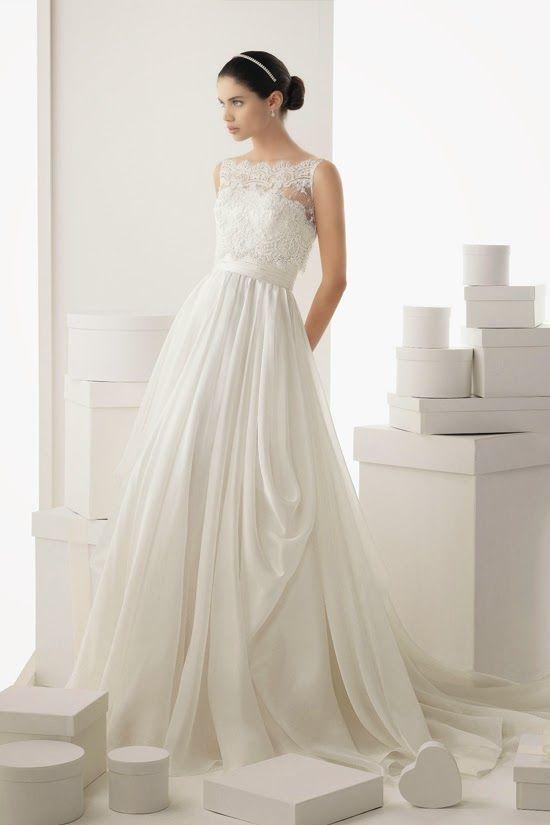 Comprar telas para vestidos de novia