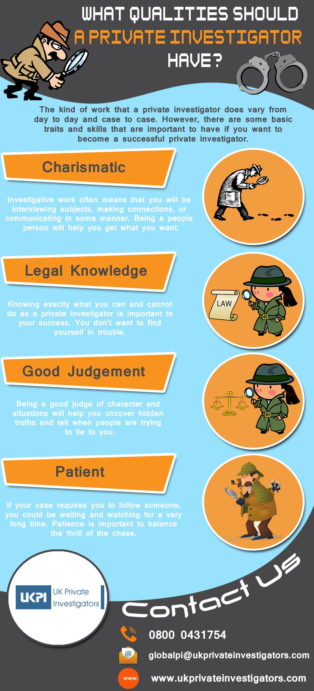 What Qualities Should a Private Investigator Have ...
