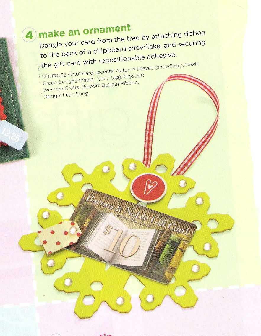 Gift card idea cards gifts design crafts