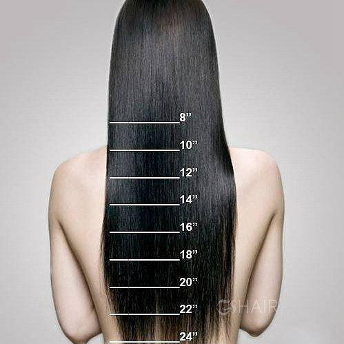 Which length do u need? #gshair #hair #hairlength #hairsale #straighthair #brazilianhair #peruvianhair #indianhair #malaysianhair #humanhair #beauty #fashion #hairstyles