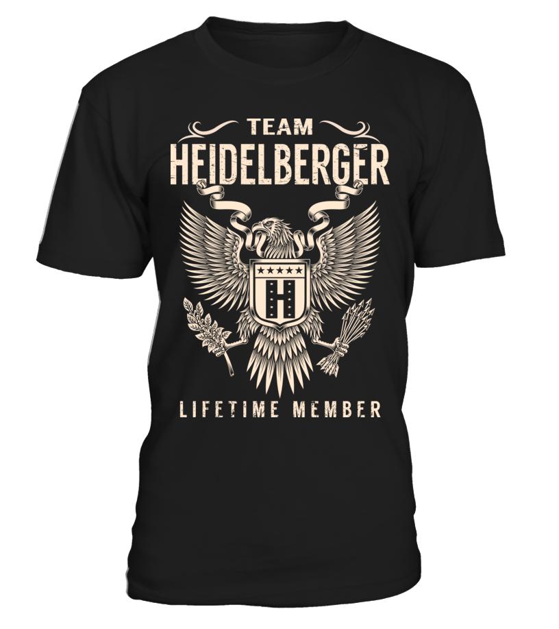 Team HEIDELBERGER - Lifetime Member
