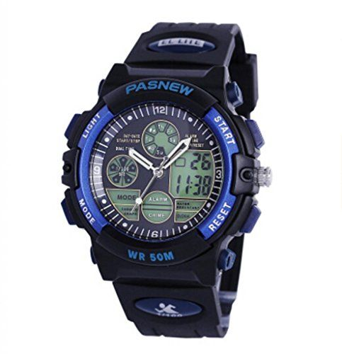 Silicone strap Sports Watch LED Analog Digital Waterproof Alarm --sports for Men and Women ** Review more details @ http://www.buyoutdoorgadgets.com/silicone-strap-sports-watch-led-analog-digital-waterproof-alarm-sports-for-men-and-women-58/?za=240616101323