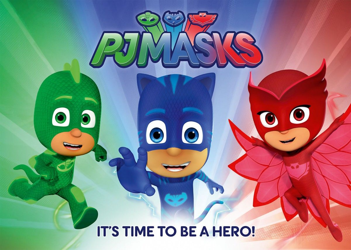 Disney Junior Show PJ Masks Getting Electronic Toys And Apps This