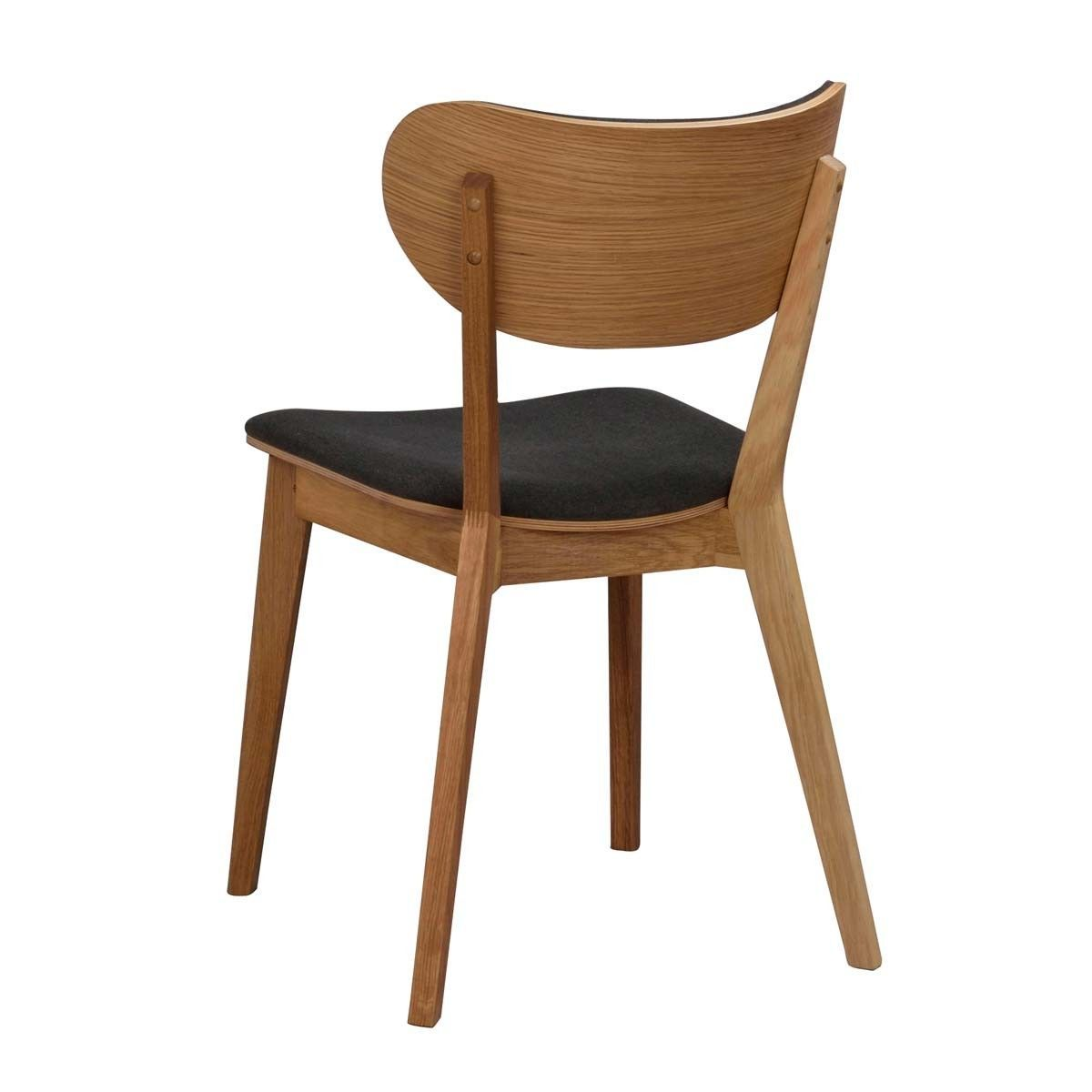 Eetkamer Stoel Retro.Cato Houten Eetkamerstoel Eikenhout Decor Furniture Home Decor