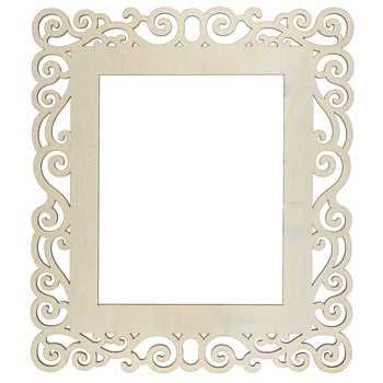 how to make a photo frame out of wood