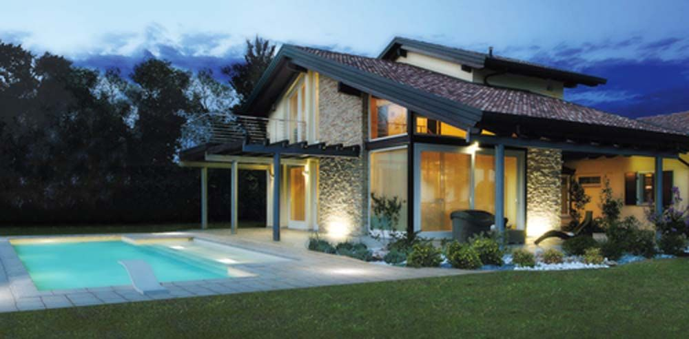 Case bellissime interni case spettacolari pinterest for Piani di progettazione domestica con foto