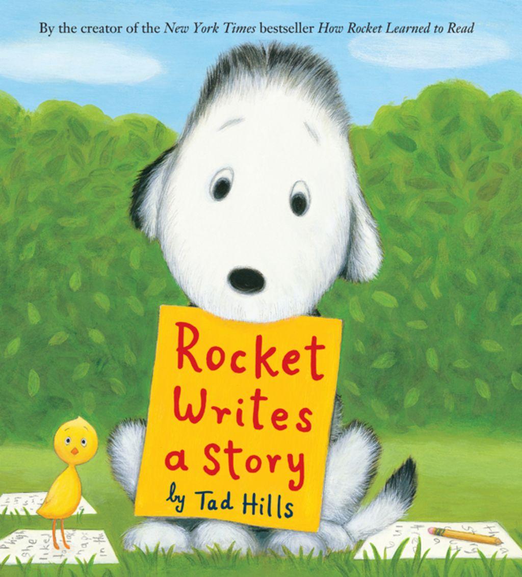 Rocket Writes A Story Ebook