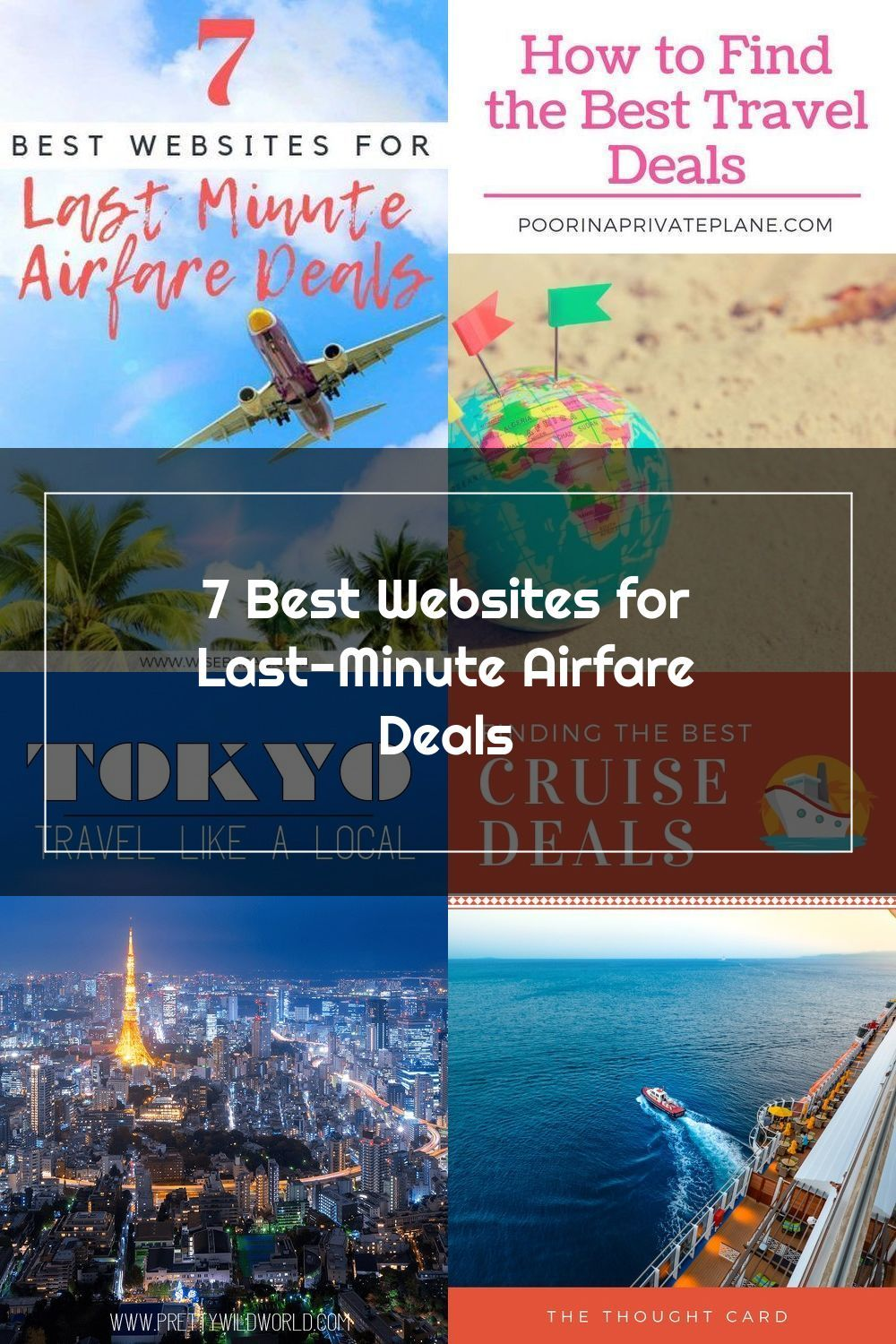 Planning on going on your annual vacations? Or just want to get away for the holidays? We've got the best websites to get last minute airfare deals! This is one of the top travel hacks and tips so you can save money by getting cheap flights and airline deals! Get ready to plan your trip! | #travelhacks #cheapflights #airfaredeals