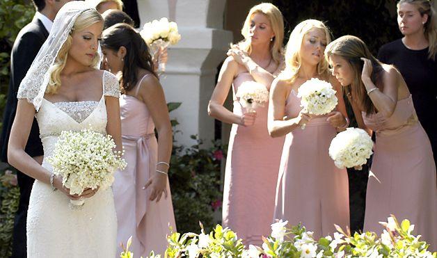 11 Extravagant Celebrity Weddings Celebrity Wedding Dresses