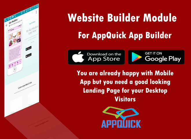 Pin by AppQuick App Builder on