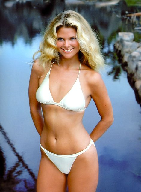 Christie Brinkley When They Were Young Pinterest