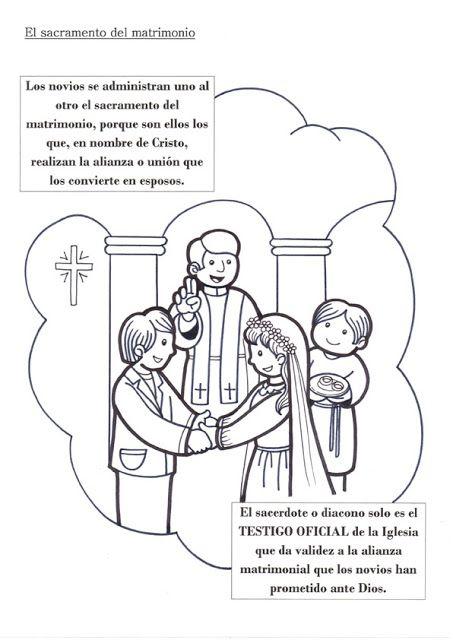 El Rincón de las Melli: SACRAMENTO: Matrimonio | religion ...