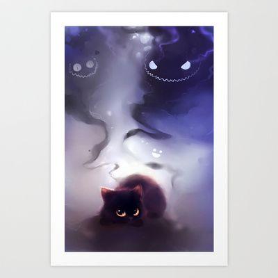 Omoi Reflect Art Print by Rihards Donskis - $15.00