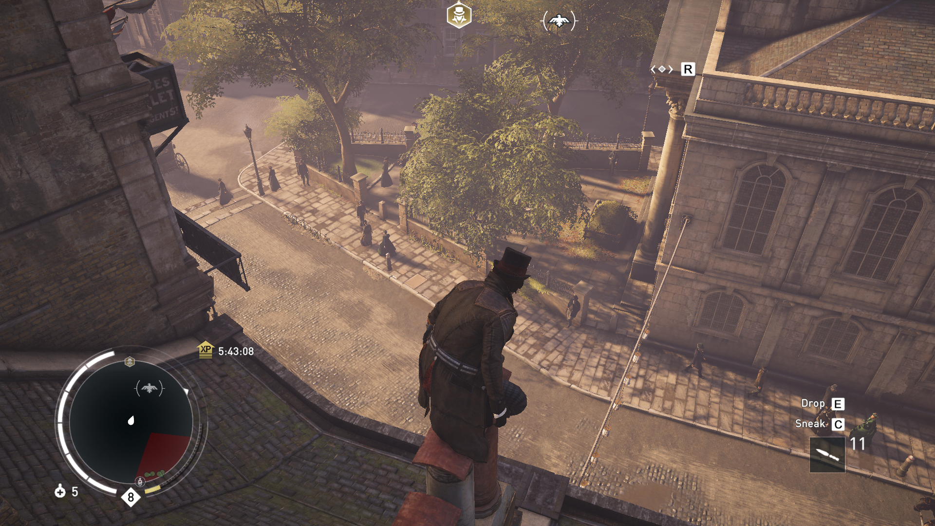 Assassin S Creed Syndicate Gameplay High Quality Wallpapers