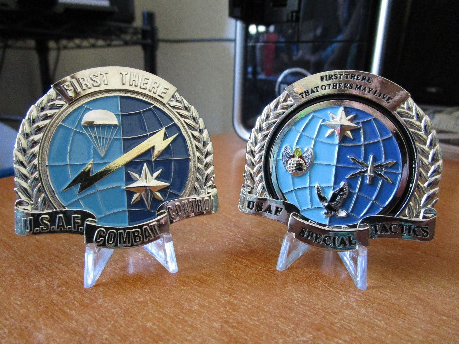 Pin on USAF Challenge Coins
