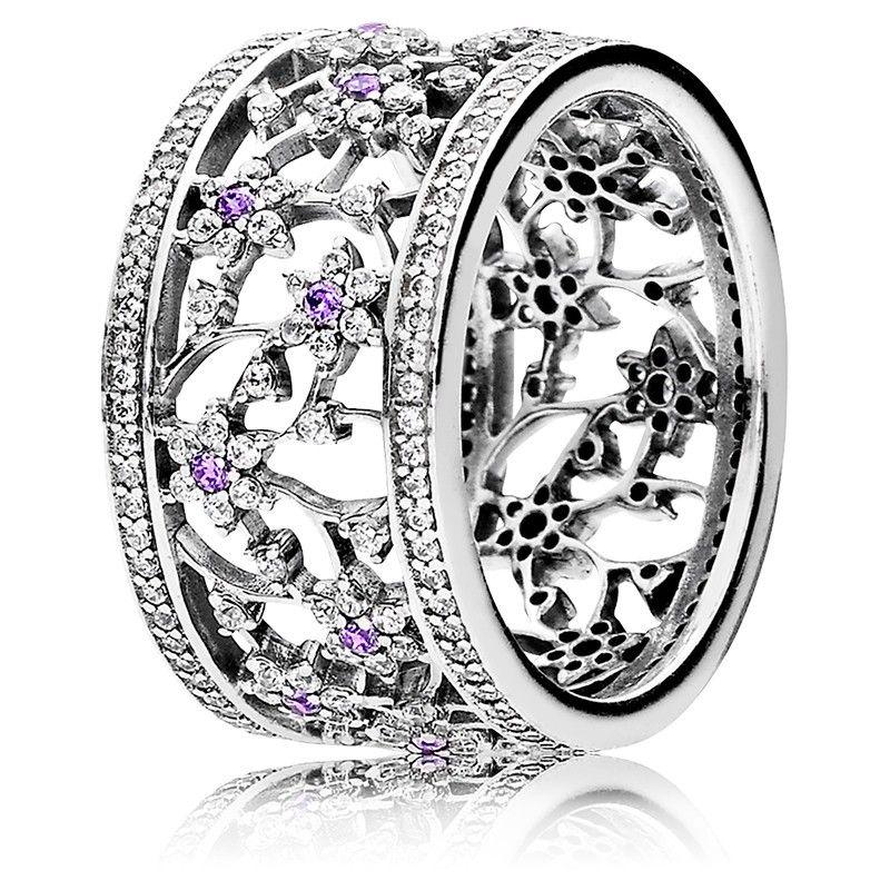 Pandora Ring Vergissmeinnicht 190991ACZ