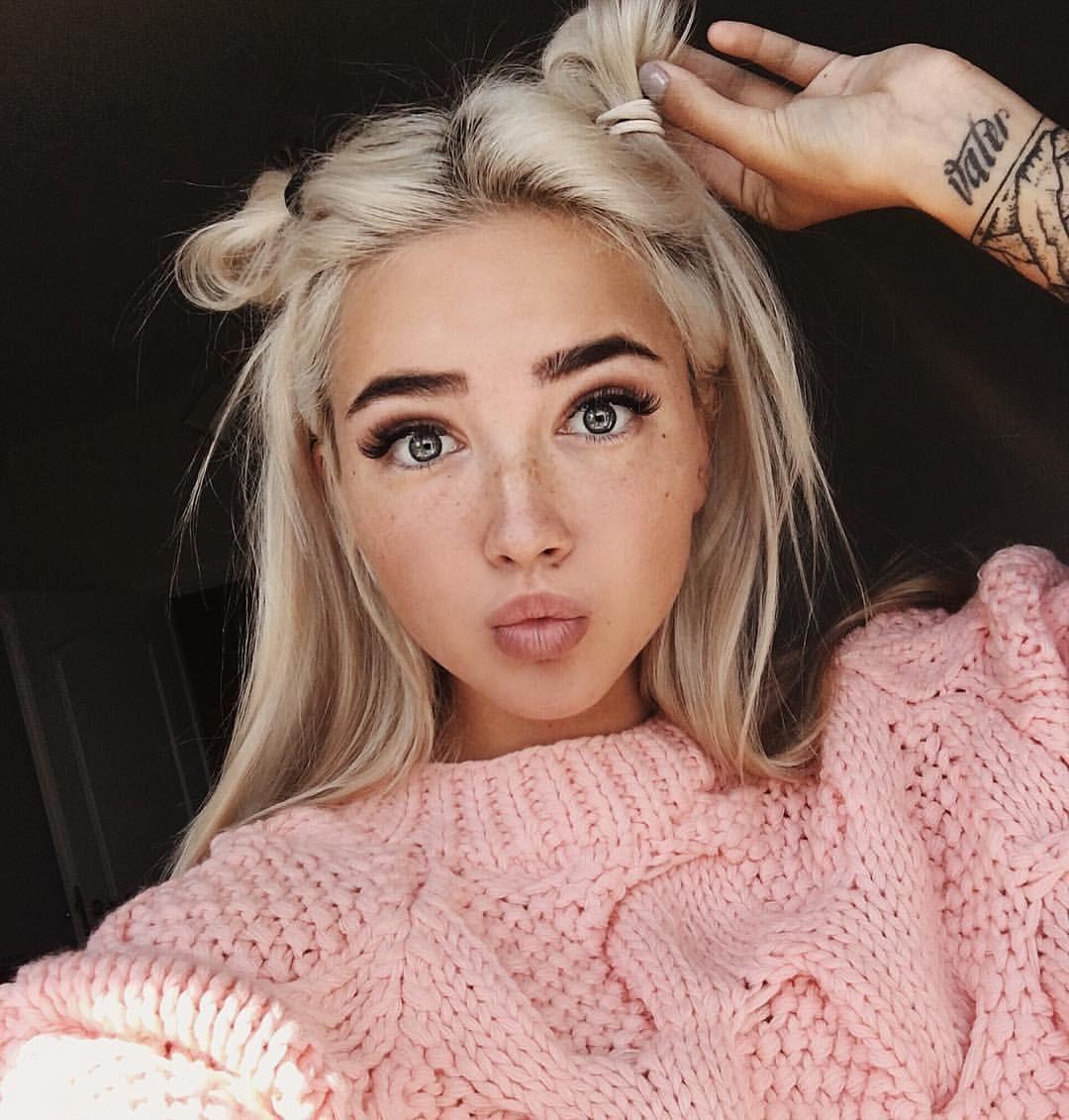 Eemmaaroseee face pinterest makeup instagram and hair makeup