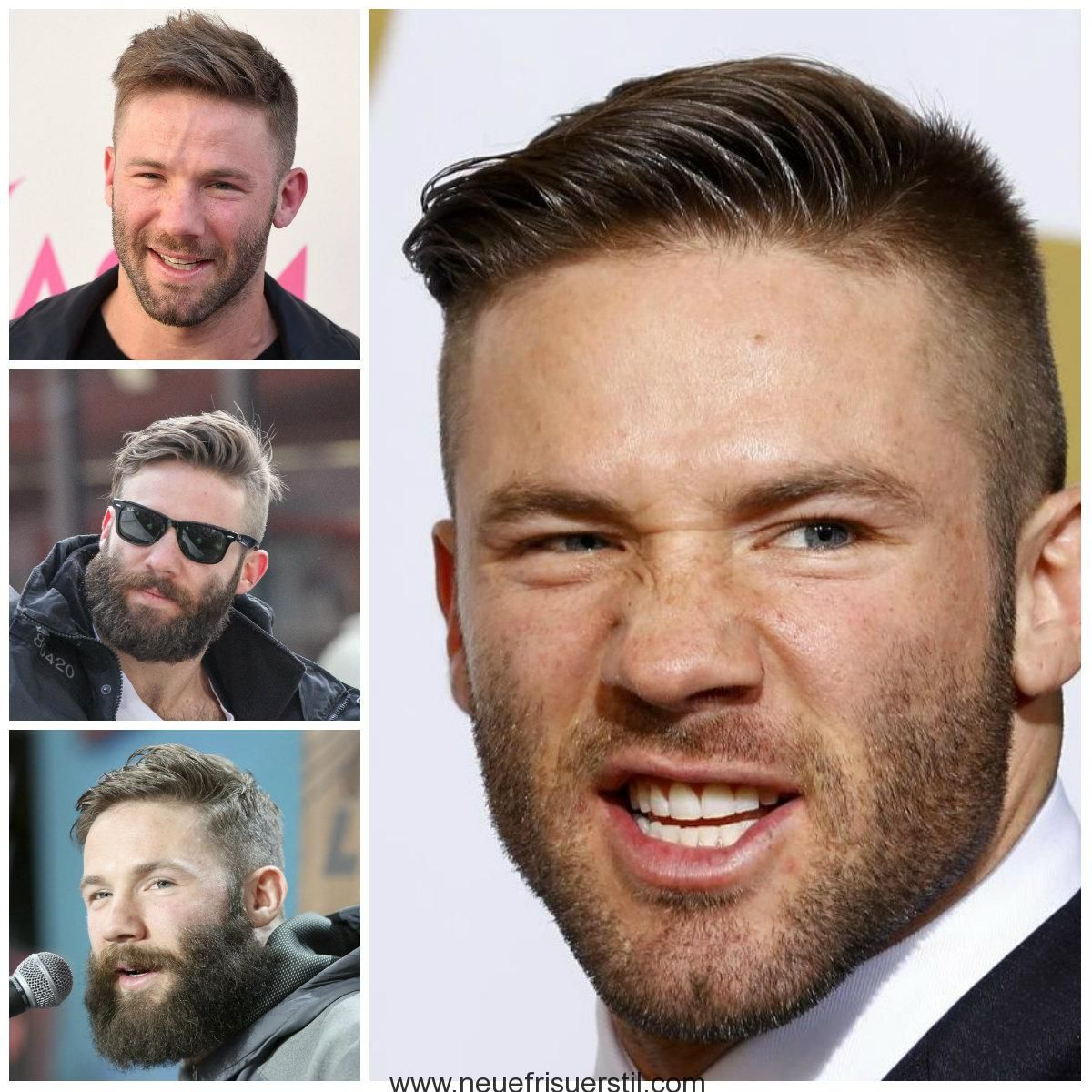 Awesome Julian Edelman Haircut And Hairstyle Ideas   Best Hairstyles Ideas 2018