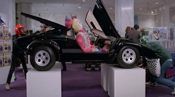 Real Lamborghini Countach Kids Car Imcdb Org Lamborghini Countach Scale Replica In Big 1988 Lamborghini Countach Lamborghini Mini Cars