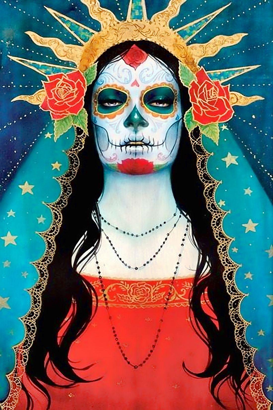 El Dia De Los Muertos VI\