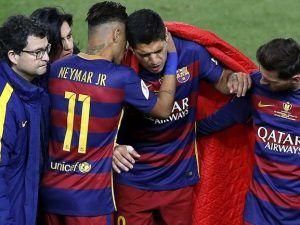 Confirmado: Luis Suárez se desgarró y es duda para la Copa América