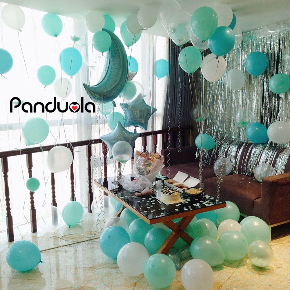 Eid Babyshower Mubarak Air Balloons Balony Birthday Party
