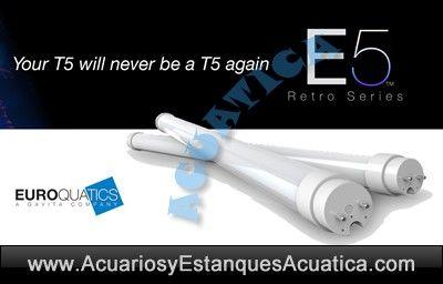 Euroaquatics E5 Tubos T5 Led Warm Daylight Tubos Led Led Y