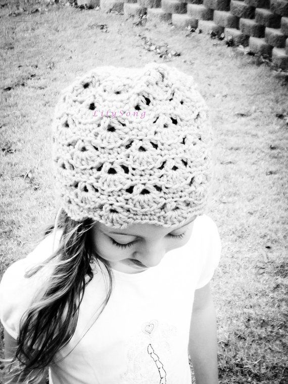 MACY HAT Crochet PATTERN (in 6 sizes) | DIY | Pinterest