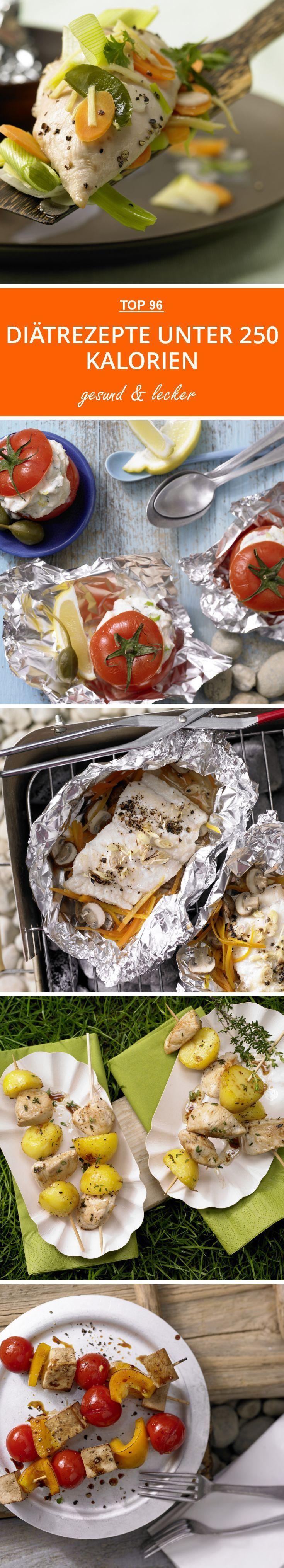 Diat Rezepte Unter 250 Kcal Yemek