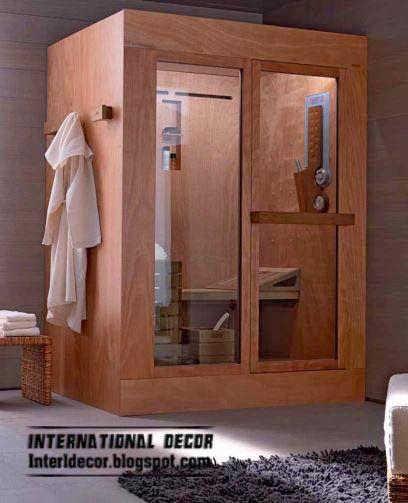 wood steam shower, shower cabins   Showers   Pinterest   Steam ...