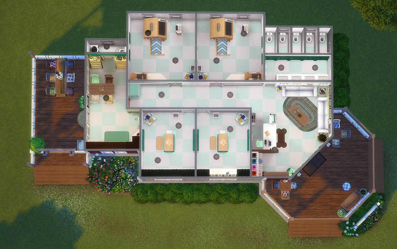 Enjoying Building Gallery Another Flagged Clinic Modded