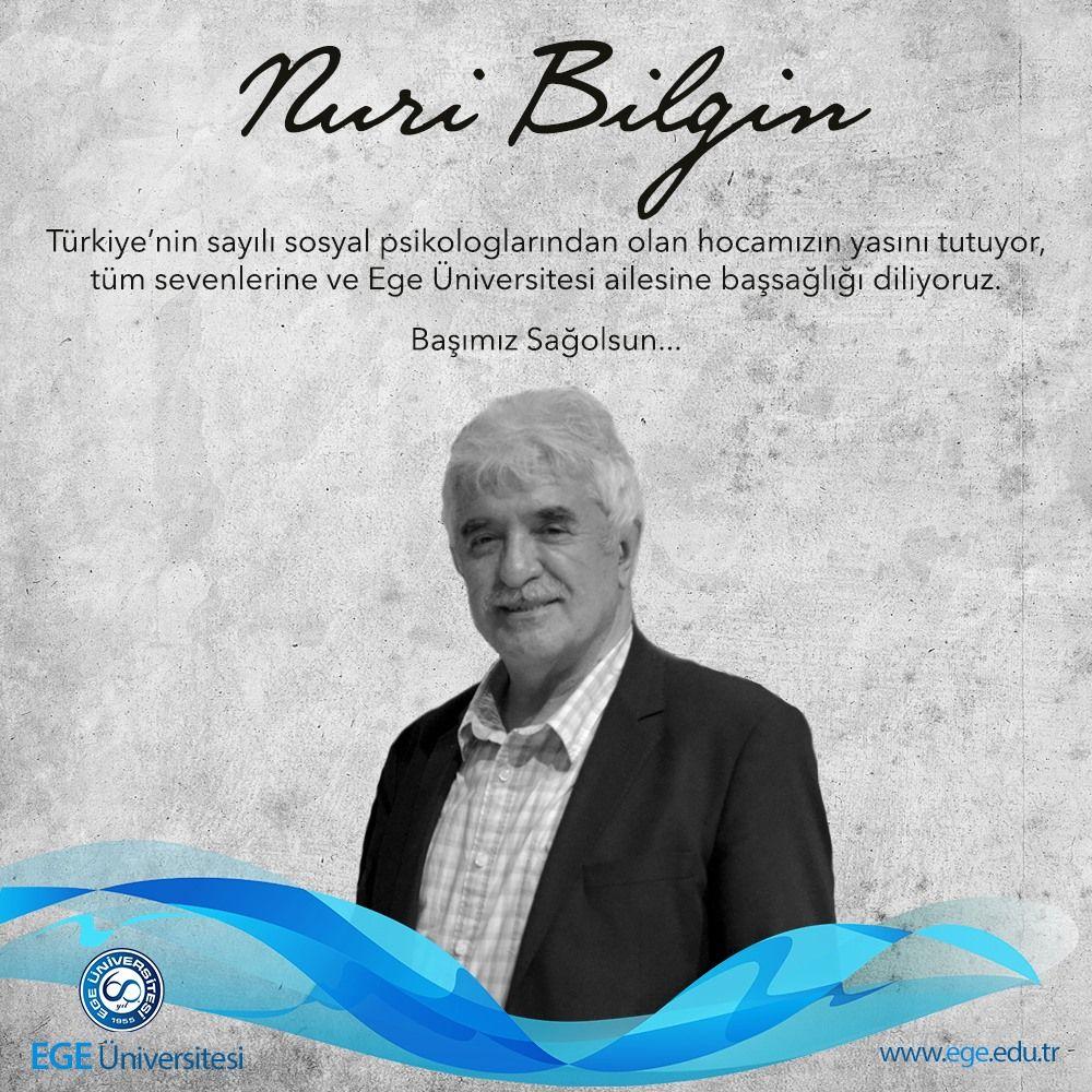 Ege Universitesi Nin Aci Gunu Turkiye Nin Ve Dunya Nin Sayili Sosyal Psikologlarindan Olan Ege Universitesi Edebiyat Fakultesi Ps Edebiyat Psikoloji Ogretim