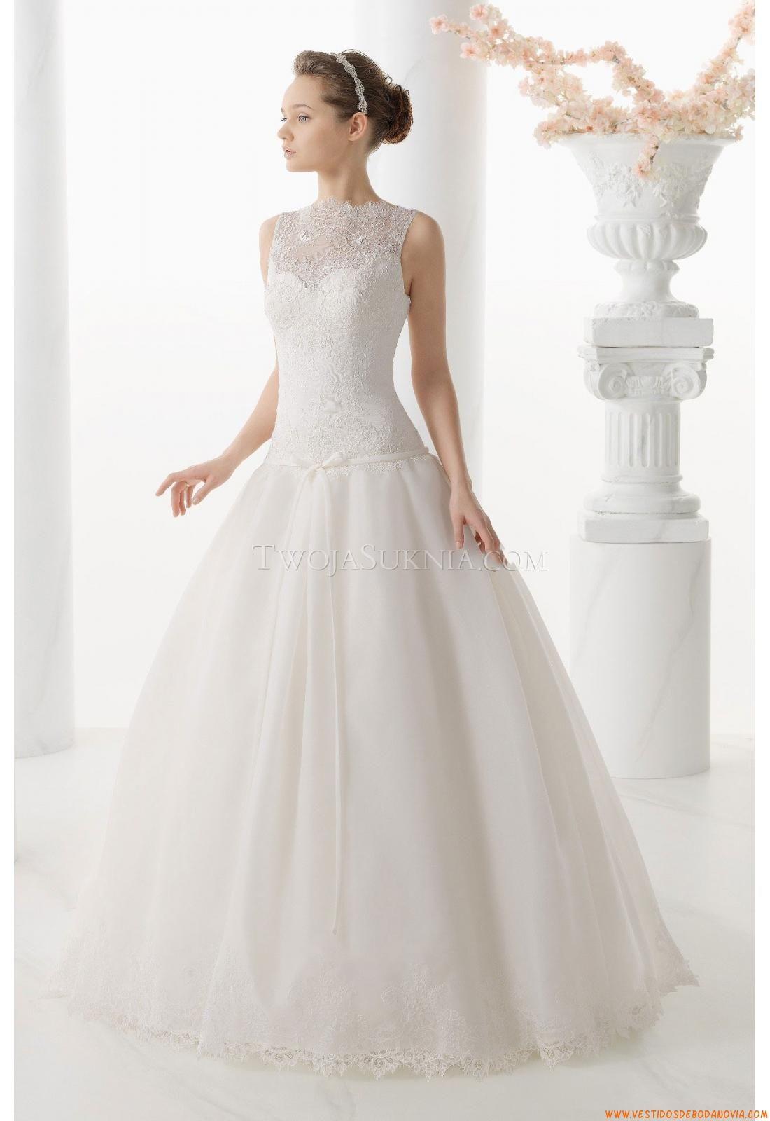 Vestido de novia Alma Novia 168 Noble 2014